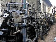 Склад привозных б/у автозапчастей  Prado