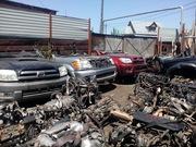 Авторазбор Toyota Tacoma запчасти.