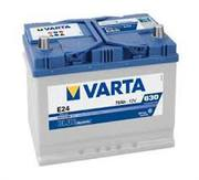 Аккумулятор VARTA 70 Ah с доставкой по Алматы