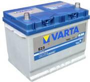 Аккумулятор VARTA,  на LEXUS RX 300,  330,  350 с доставкой и установкой