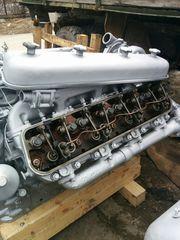 Двигатель ЯМЗ 238 с турбонаддувом