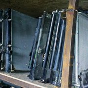 Радиатор для Toyota 4Runner. LC Prado. Hilux Surf.Siquoia
