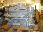 Двигатель ЯМЗ-236БЕ турбо с хранения