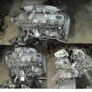 Двигатель с коробкой - Mitsubishi Montero Sport