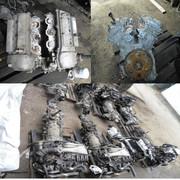 Двигатель с коробкой и без - NISSAN Patrol 60, 61