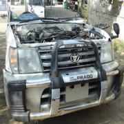 Авторазбор - Toyota LAND Cruiser Prado 150. 120 95. 90 78 , 71