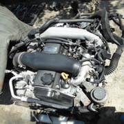 Двигатель с коробкой НА Toyota L C Prado 78 - 71  2LT, 1KZ