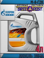 Газпромнефть Моторное масло М-8Г2К 4л Арт.:A-063 (Купить в Астане)