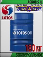 Многофункциональное масло LOTOS AGROLIS U 180кг Арт.:LO-021 (Купить в