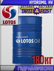 Гидравлическое масло LOTOS HYDROMIL HV 180кг Арт.:LO-023 (Купить в Аст